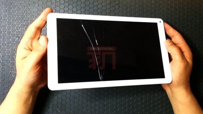 Kırık tablet ekranı nasıl değiştirilir