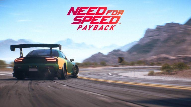 Need for Speed Payback'e Online Free Roam Modu Eklenecek