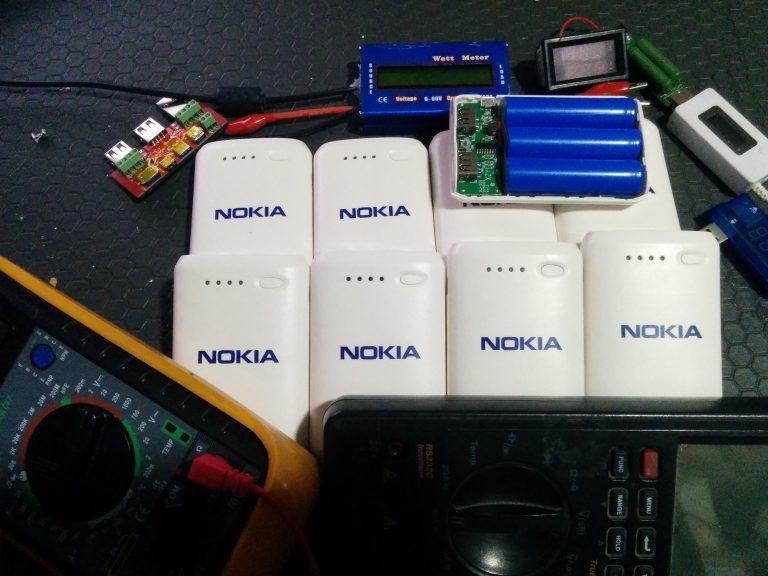 Tablet Li-ion Pil Kullanımı Şarj Deşarj Testi