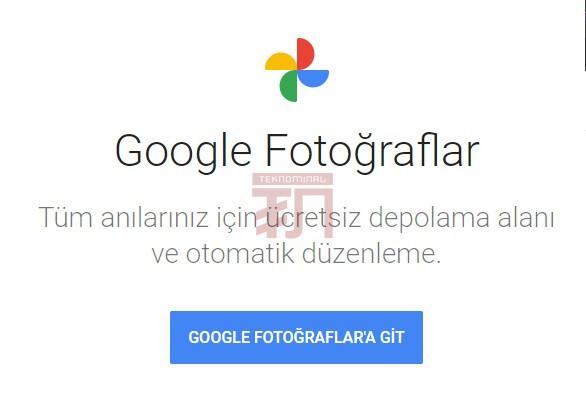 Google Fotoğraflar Ücretli mi Oluyor?